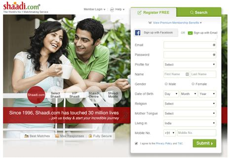 Best Matrimonial Site In India 10 Best Matrimonial In India For South Indians
