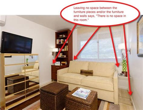 Pictures Of Simple Living Room Arrangements by Staging Small Spaces Part 3 Furniture Arrangement