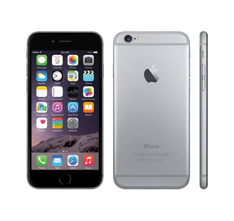 iphone 6 buy apple iphone 6 128gb 1gb ram 8mp silver