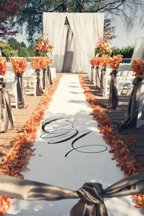 Romantic Canada Wedding With Warm Fall Colors Modwedding