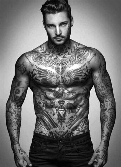 EAGLE TATTOO ON CHEST | Tattoo Design for man | Pinterest | Eagle tattoos, Tattoos and body art