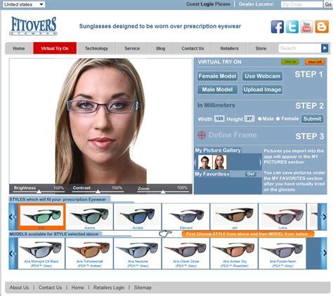 Virtual Eyeglass Try On