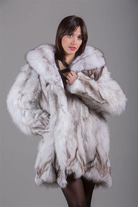 pin  kim moore  furs  fox fur coat fur coat fur