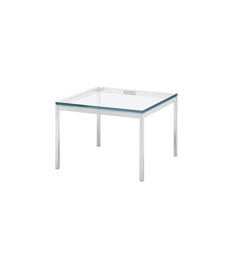 table florence knoll florence knoll square coffee table milia shop