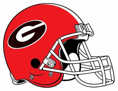 Georgia Bulldogs Clipart Helmet Football Clip Library