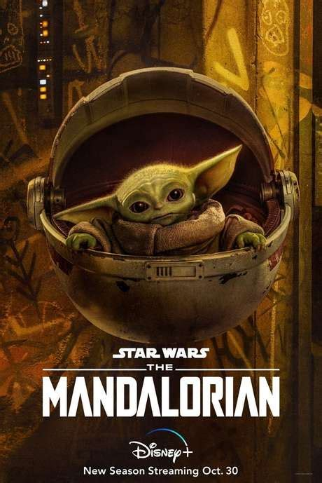 The Mandalorian: Novos pôsteres destacam os personagens da ...