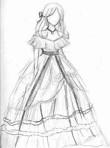 Drawings Of Girls In Prom Dresses | www.pixshark.com ...