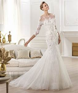elie saab wedding dress 2014 pronovias bridal cignus With pronovias robe de soirée