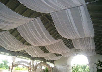 Draping Cloth On Ceiling - photo via in 2019 i do future mrs bailey wedding
