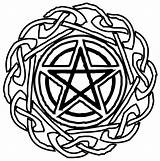 Wiccan Star Lycan Coloring Pages Pentacle Pagan Tattoo Tat Spirit Tattoos Celtic Deviantart Pentagram Pyrography Designs Mandala Template Knots Patterns sketch template