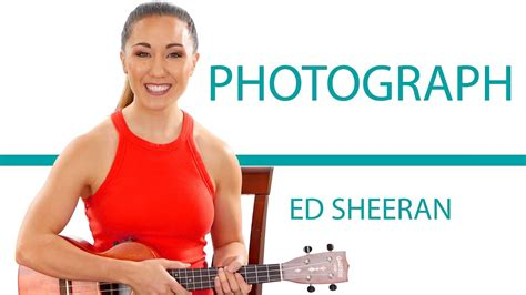 Ed Sheeran Ukulele Tutorial With Play Along