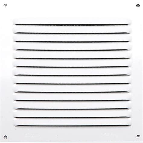 grille d aeration cuisine grille d a 233 ration aluminium laqu 233 l 15 x l 15 cm leroy merlin