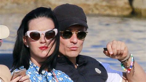 Katy Perry and Orlando Bloom Get Cuddly in Cannes -- See ...