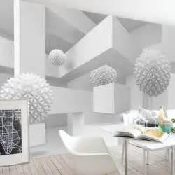 Custom photo wallpaper 3D Abstract art Home Decor ...