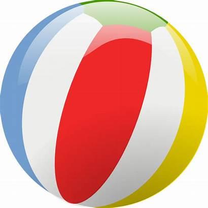Beach Animated Balls Ball Clip Clipartmag