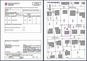 Lageplan Erstellen Online : lageplan zu einem bauvorhaben regionaldirektionen des lgln ~ Markanthonyermac.com Haus und Dekorationen