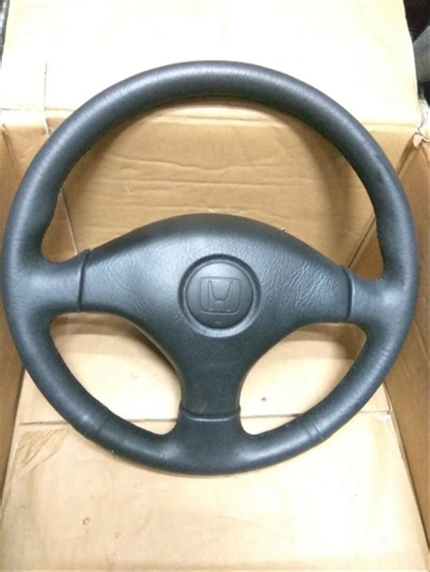 jual stir wheel stering honda civic ferio  lapak edward