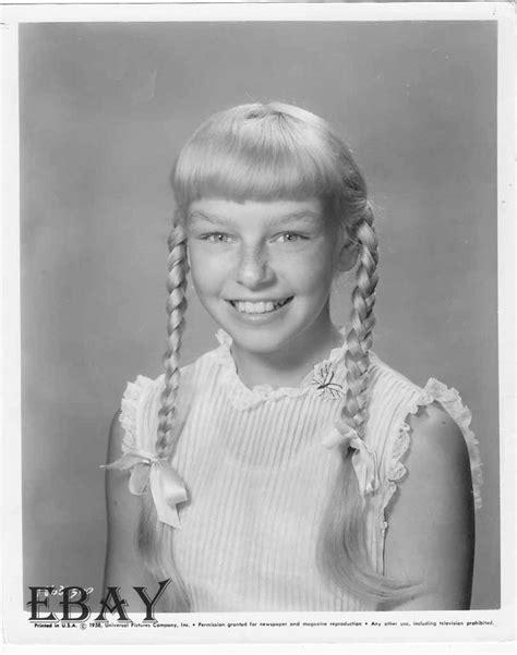 Patty McCormack sweet smile VINTAGE Photo Good Year ...