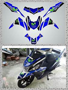 Jual Decal    Stiker Yamaha Mio M3 125 Di Lapak Cloud Decal