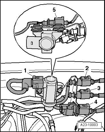 Skoda Fuel Pressure Diagram by Skoda Workshop Manuals Gt Octavia Mk2 Gt Drive Unit Gt Engine