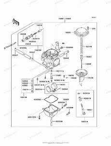 Kawasaki Mojave Atv Wiring Harnes