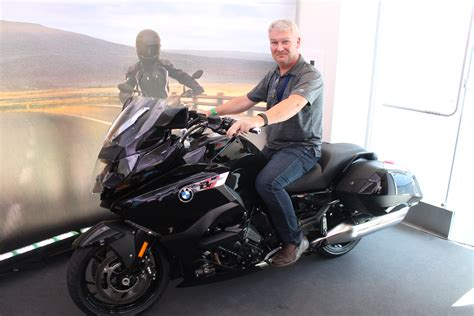 new bagger debut bmw officially launches new k1600 b bagger canada moto guide