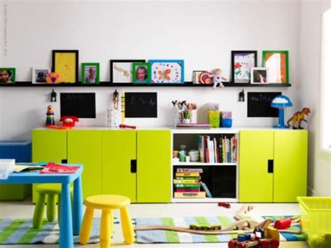 Kid's Room Storage Unit  Stuva From Ikea