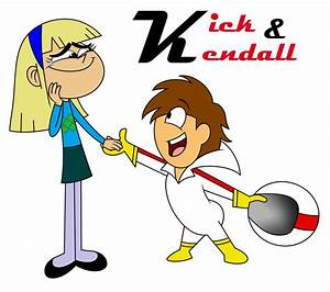 Kick and Kendall by wild-cobragirl on DeviantArt