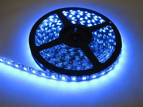 blue led light exterior mini lighting waterproof