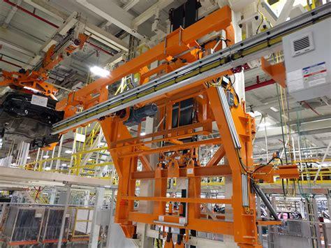 Electrified Monorail   FATA Automation