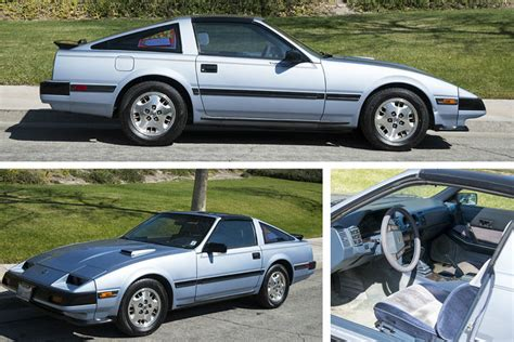 85 Nissan 300zx by 80s Porsche 944 Or Nissan 300zx Which Would You Buy