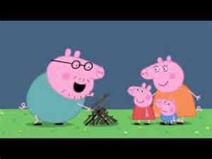 Peppa Pig Camping YouTube