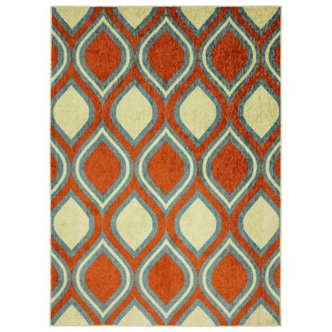orange and turquoise area rug 1000 images about patterns ogee on orange