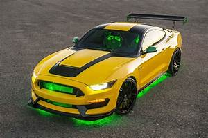 2016 Ford Mustang Shelby GT350 Ole Yeller review, price, specs, 0-60 | Car Awesome