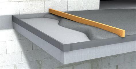 Fliesen Abschlussprofil Balkon by Ein Abschlussprofil Mit Drei Funktionen F 252 R Balkone