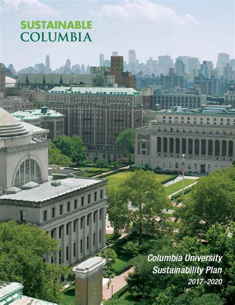 sustainability planning team sustainable columbia