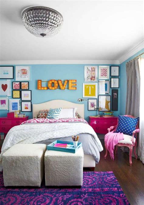 peinture pour chambre fille ado peinture chambre enfant en 50 idées colorées