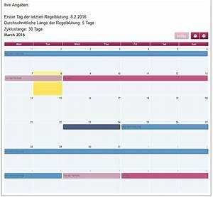 Schwangerschaftswoche Berechnen : menstruationsrechner menstruation berechnen ~ Themetempest.com Abrechnung