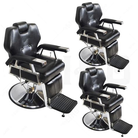 reclining barber styling chair hydraulic reclining barber chair salon hair styling