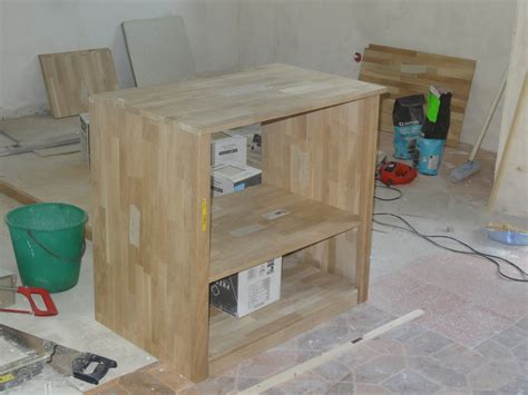 faire un meuble de cuisine et decoration cuisine rustique