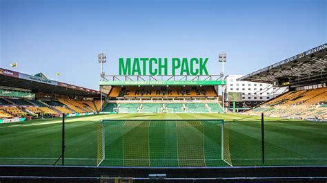 Match Pack: Norwich City v Preston North End - News ...