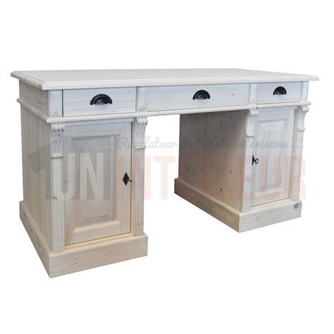bureau qualité acheter meuble bureau d 39 atelier pin massif
