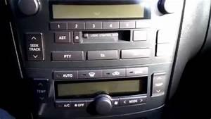 Toyota Avensis T25   U0421 U0430 U043c U043e  U0434 U0438 U0430 U0433 U043d U043e U0441 U0442 U0438 U043a U0430