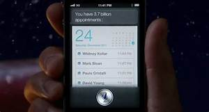 New iphone 4s tv commercial features santa using siri for New iphone 4s tv commercial features santa using siri
