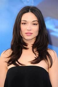 """Crystal Reed on Red Carpet – """"Wonder Woman"""" Movie Premiere ..."""