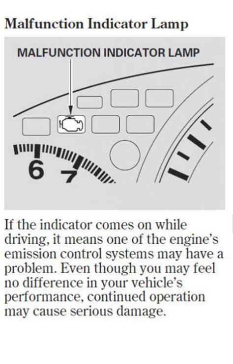 2007 honda accord check engine light how to reset emissions light on honda accord
