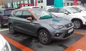Seat Arona Automatique : la nouvelle voiture seat arona ~ Medecine-chirurgie-esthetiques.com Avis de Voitures