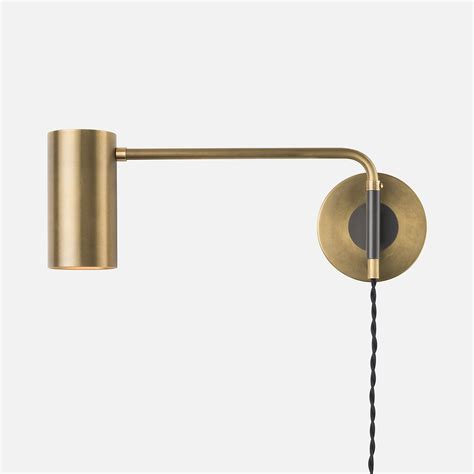 wall lights design modern plug in wall sconce lighting