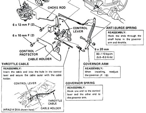 briggs and stratton engine governor springs diagram briggs