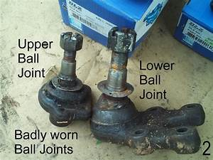 1986 Nissan 720 Pickup Ball Joint Replacement Diy